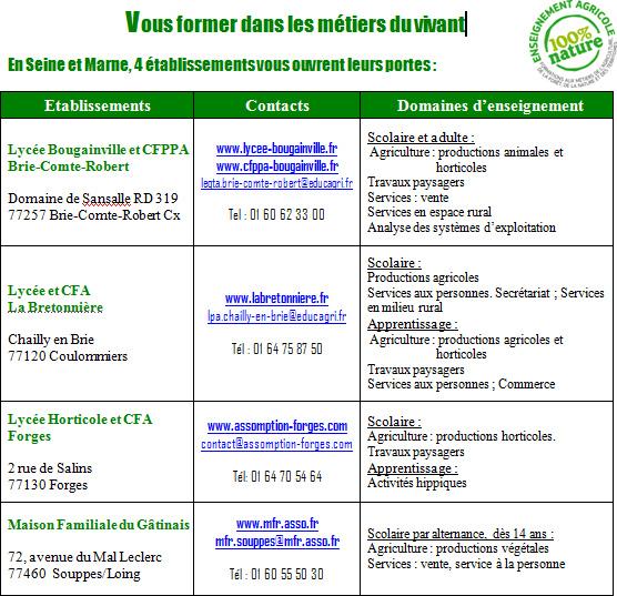 Formation emploi - Chambre de commerce et d industrie de seine et marne ...